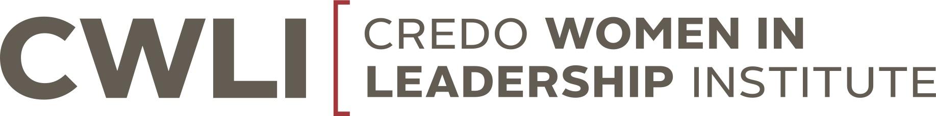 Credo Women in Leadership Institute Header Image