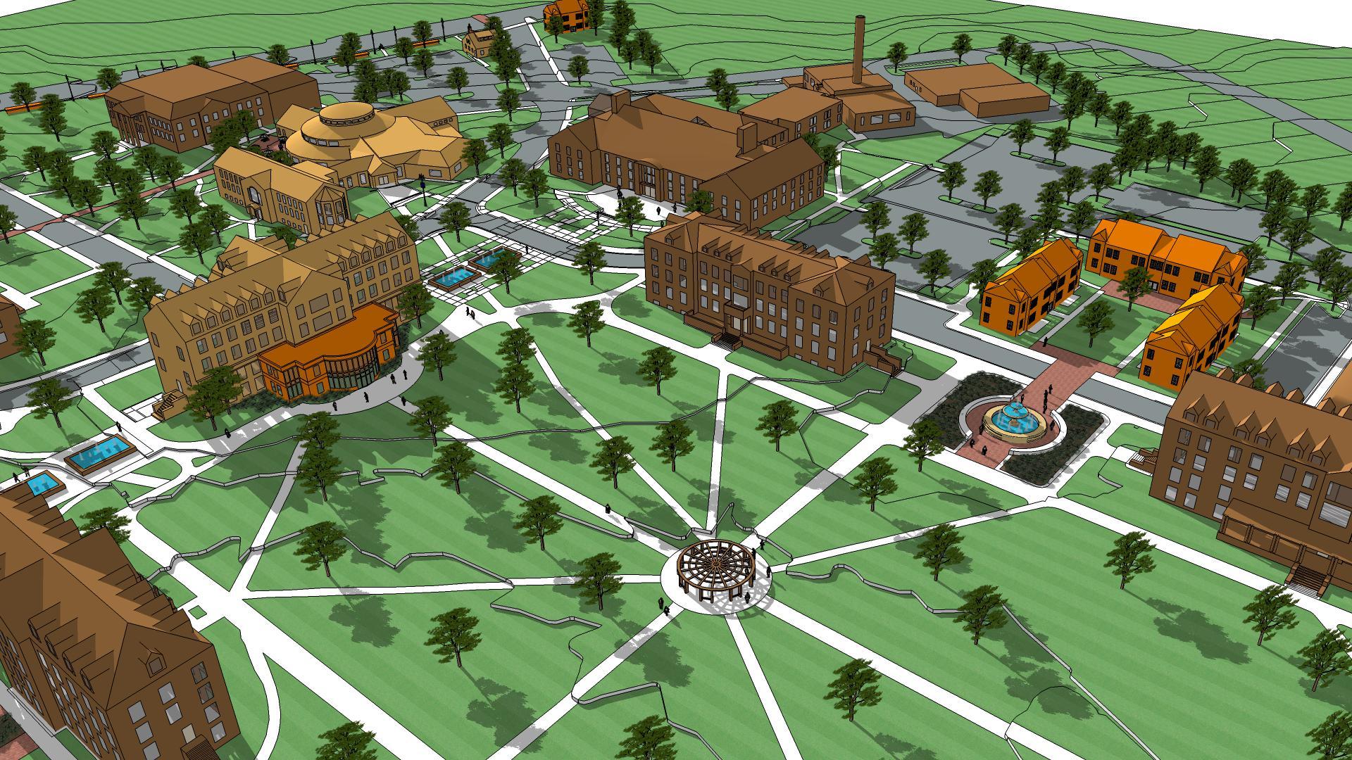 Hood College Campus Master Plan