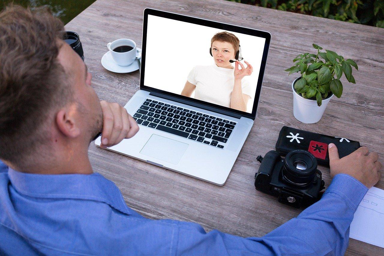 Online Receptionist