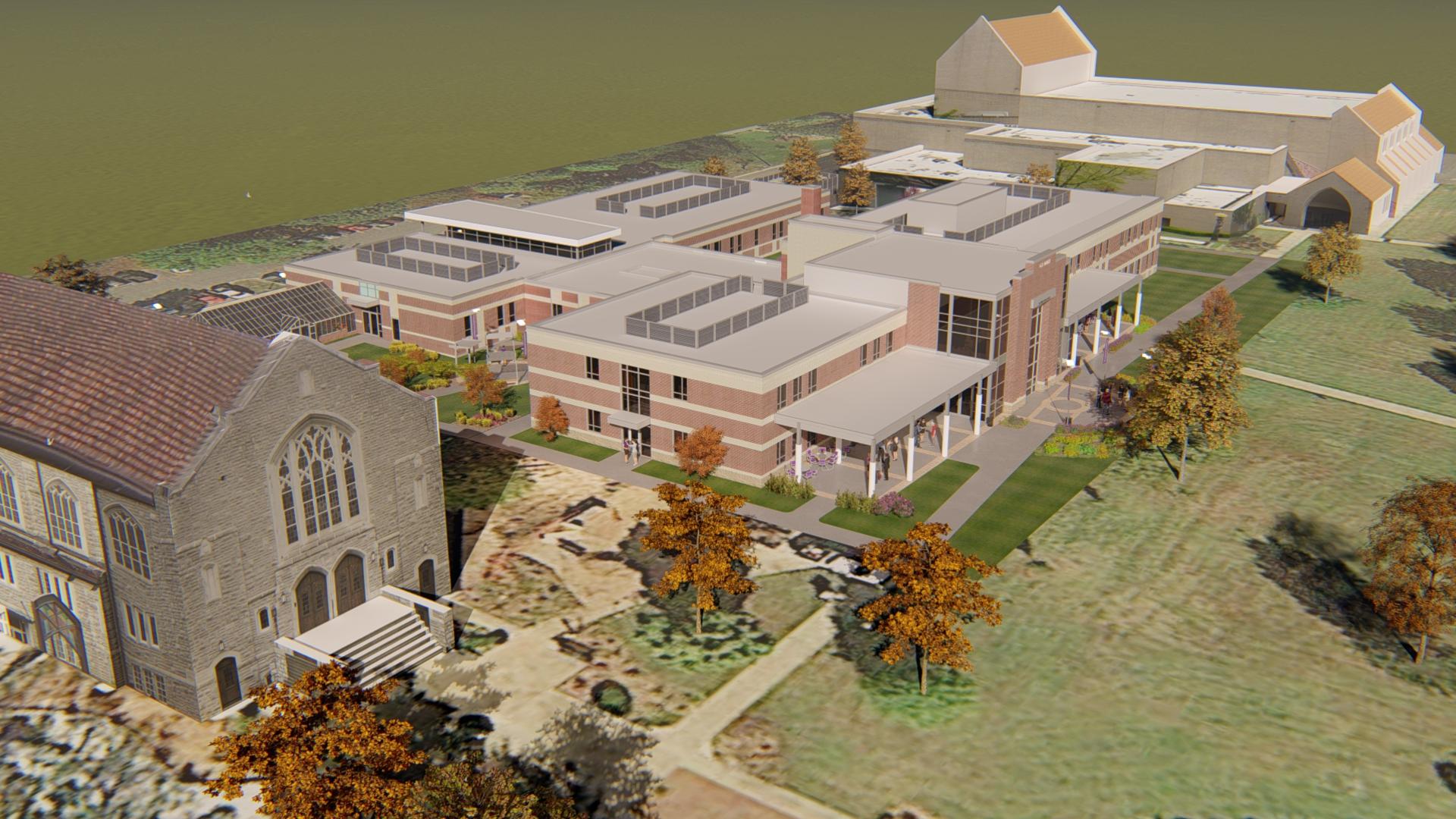 Ozarks Science Building__19 - Photo