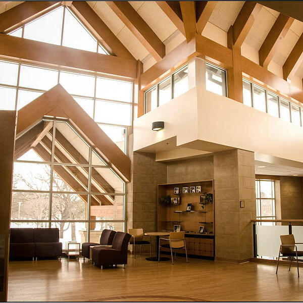 Luther Centennial Union - Admissions Second Floor 2