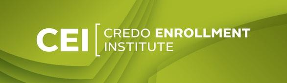 Credo Enrollment Institute (CEI) 2016