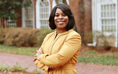 Credo Congratulates Michelle Samuels-Jones, Vice President for Student Success